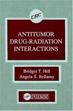Antitumor Drug Radiation Interactions-ExLibrary