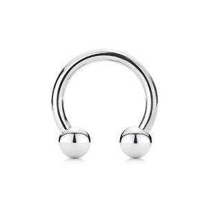 Piercing Intimate Piercing Horseshoe 10685.2oz Surgical Steel