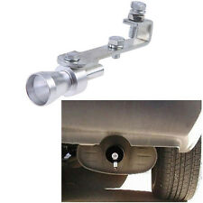 Universal Turbo Sound Fake BlowOff Simulator Car Exhaust Muffler Pipe Whistle