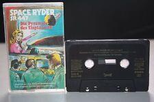 SPACE RYDER SR 447 - 2 Die Pyramidedes Eisplaneten MC Kassette STARLET Supertone