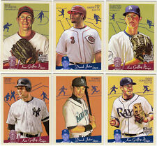 2008 UD Goudey Complete Set (1-330)  All SP's, Kershaw, Scherzer, Bruce Rc's