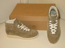 Timberland Brattle Hiker Olive Green Hiking Trail Ankle Boots Shoes Womens 5.5