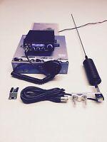 CB Radio AM/FM Starter Kit Team TS-6M + Mini Springer CB Antenna & Flat bar Mnt