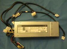 Genuine Dell 96R8Y DH550E-S1 Poweredge T420 550W PSU Power Supply 096R8Y
