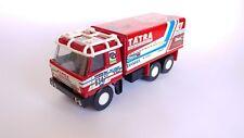 TATRA 815 Paris-Dakar Rally Win 1988 (Kovodruzstvo) Tinplate Truck 1/43