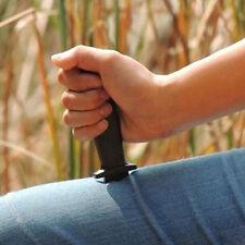 Jouet Tricky Rétractable Couteau Plastique Effrayant Pour Jour Poisson Avril NF