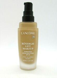 Lancome Renergie Lift Makeup Spf 20 ~ 370 D25 W ~ 1 oz / See Description