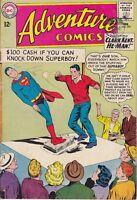 ADVENTURE COMICS  305 ...F ... 1963 .....Superboy!......Bargain!