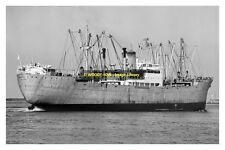 mc2415 - Cyprian Cargo Ship - Gabriel I , built 1950 - photo 6x4