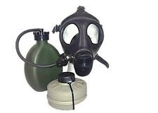 Israeli Youth Gas Mask with Nato Filter & Hydration Canteen Without Cover