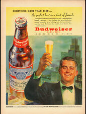 1951 Vintage ad for Budweiser Beer`The Ken Murray Show`Art (033014)
