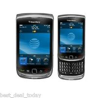 Blackberry Torch 9800 – 4Gb-Black (Unlocked) Smartphone Cell Phone At&T T-Mobile