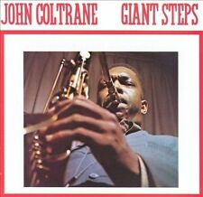 JOHN COLTRANE Giant Steps CD  EXCELLENT