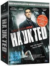 Haunted  - Die komplette Serie (4 DVDs) im Pappschuber absolut neuwertig