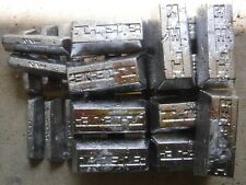 10 Pounds Lbs. Lead Ingots for Casting Molding Jigs Sinkers Bullets