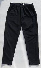 2015 ROBERT GELLER Japan Men's Navy Blue Pull On Jogger Nylon Pants sz 50 US S/M