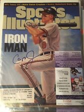 Cal Ripken Jr. Autographed Signed Sports Illustrated Si Jsa Baltimore Orioles
