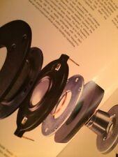 Usher Beryllium Speakers Sales Brochure