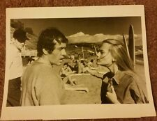 The Mod Squad 1972 Original ABC TV Photo Michael Cole Peggy Lipton
