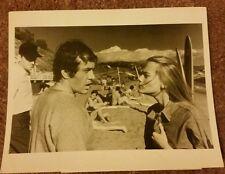 The Mod Squad 1972 Original ABC TV Photo Michael Cole Peggy Lipton