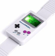 OFFICIAL NINTENDO GAME BOY RETRO GAMING DIGITAL WATCH NEW AND GIFT BOXED