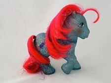 My Little Pony G1 sparkle ponies Sky Rocket store version vintage 1987 Hasbro