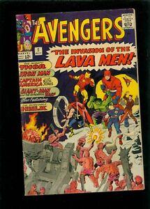 Avengers 5 VG+ 4.5