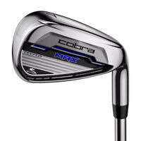 New Cobra Golf Max Iron COMPONENT HEADS 2 Degrees Up GREAT FOR CLUB BUILDING