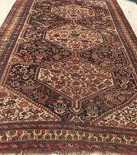 AN AUTHENTIC QASHQAI TRIBAL RUG