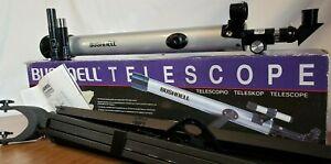 VTG Bushnell TELESCOPE Model #78-9512 DEEP SPACE Series 420X 700mm Focus Length