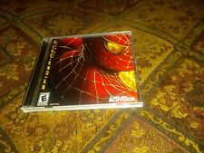 Spider Man 2: The Game PC CD-Rom Activision Video Game Rated Everyone Complete