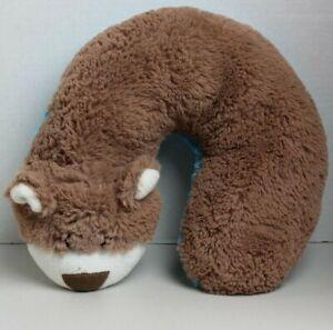 Animal Planet Bear Travel neck support Pillow Children's