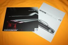 Volvo S60 Edition 2008 Prospekt Brochure Catalog Prospetto Folder