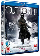 Outpost 11 NEW Cult Blu-Ray Disc Anthony Woodley Billy Clarke Luke Healy B. Hill