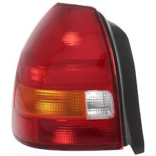 1996 1997 1998 HONDA CIVIC HATCHBACK TAIL LIGHT LEFT DRIVER SIDE