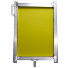(20,00€/1Stk) 5 x Siebdruckrahmen 90T Lauftisch Line Table Papierdruck Rasterdru