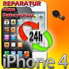 24 Stunden Reparatur iPhone 4 Home-Button, Taste, Knopf, Reperatur, Austausch