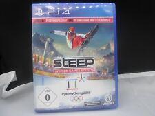 PS 4 Spiel Steep winter  games edition