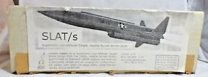 OOP Seattle Rocket Works SLAT/s Opened Kit Fair Condition