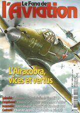 "FANA DE L AVIATION N° 451 AIRCOBRA / WACO / DOUGLAS ""SKYHAWK"" / AERONAUTIQUE"