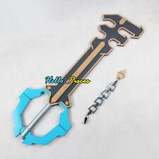 Exclusive Kingdom Hearts Birth By Sleep Terra Keyblade PVC Weapon Cosplay Prop