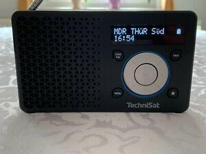 TechniSat DIGITRADIO 1 DAB+ Digitalradio (+TECHNIRADIO RDR, portables DAB+/UKW)