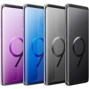 Samsung Galaxy S9 G960U 64GB Factory Unlocked T-Mobile AT&T Sprint 4G Smartphone