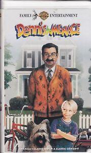 Warner Brothers Dennis the Menace VHS 1993