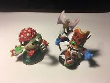 Skylanders: Double Trouble & ShroomBoom
