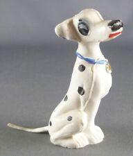 Les 101 dalmatiens - Figurine Jim - Perdita assis (collier bleu)