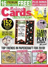 Making Cards & Papercraft Magazine January 2019 Issue