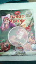 """DVD """"ROBIN HOOD"""" DVD + LIBRO PRECINTADO WALT DISNEY"""