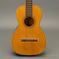 C. Bruno & Sons Parlor Guitar 1900's