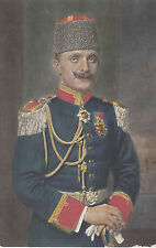 Alte Ansichtskarte Postkarte Enver Pascha Türk. Kriegsminister V. Wolter Berlin